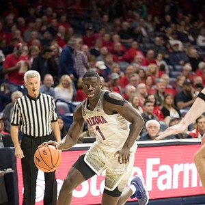 Survive and conquer: Allonzo Trier and Rawle Alkins guide Arizona past Oregon State, 70-62