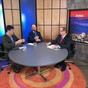 Zona Politics: Talking Congressional and Legislative Races with Journalists Dylan Smith and Hank Stephenson
