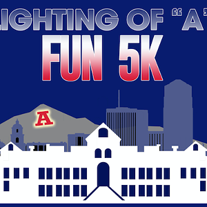"Kickoff Homecoming with Lighting ""A"" Mountain 5K Fun Run"