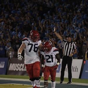 Rose Bowl Blues: Rhett Rodriguez and Arizona Fall Flat Against UCLA, 31-30