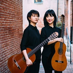 Beijing Guitar Duo To Perform at Crowder Hall