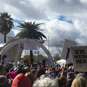 Community Members Release Statement In Opposition of Tucson Women's March