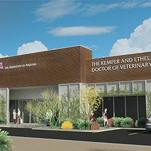 UA Vet School in Oro Valley Receives Approval