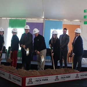 UA Breaks Ground on Tech Park at The Bridges