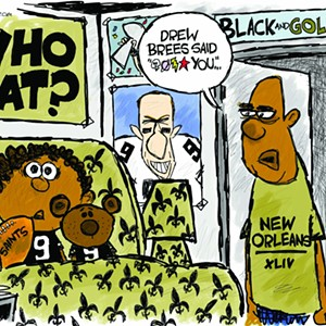 Claytoonz: Who Dat Say What?