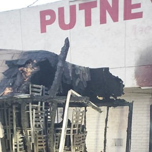 Arson Suspected at Putney's Bar