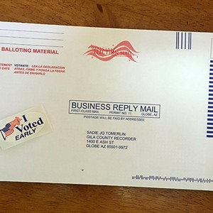 This is how voting by mail will look in Arizona in November