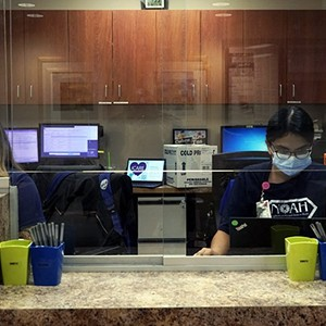 Community health centers struggle to serve and survive during pandemic