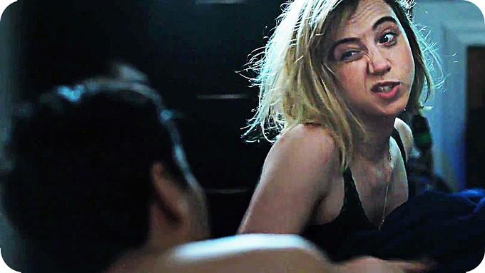 Zoe Kazan plays Emily
