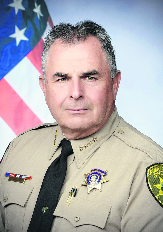 Sheriff Napier