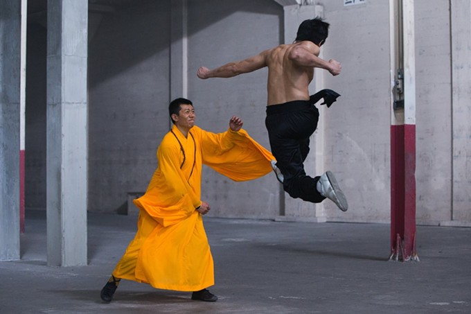 You won't get a kick out of this kung-fu flick