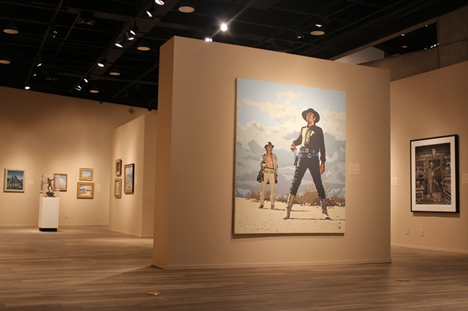 After its first renovation in 15 years, the Tucson Museum of Art is once again open to visitors.