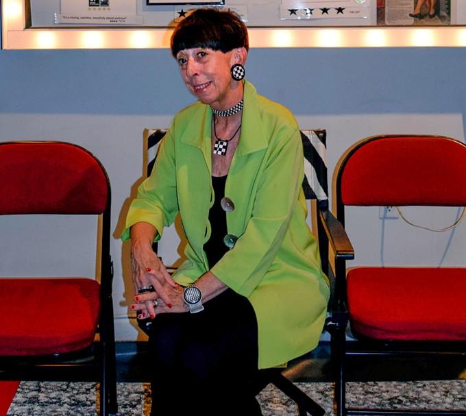 "Susan Claassen on her Edith Head show: ""It's been such a privilege to keep her legacy alive and it's a joy to do it every time."""