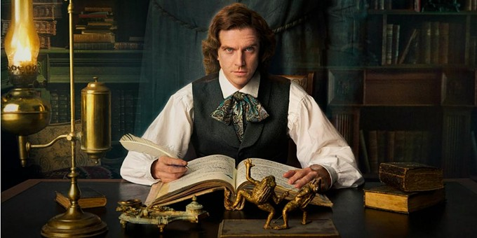 As long as you don't have great expectations, you'll enjoy watching Charles Dickens (Dan Stevens) in The Man Who Invented Christmas.