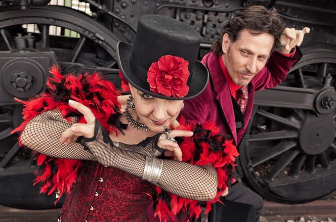 Roland Sarlot and Susan Eyed