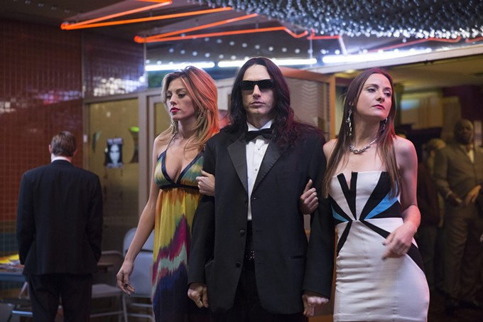 James Franco's performance in The Disaster Artist impressed even Tommy Wiseau. Anyway, how is your sex life?