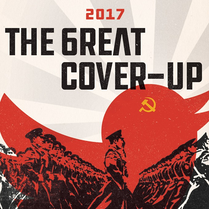 The Great Cover-Up 2017