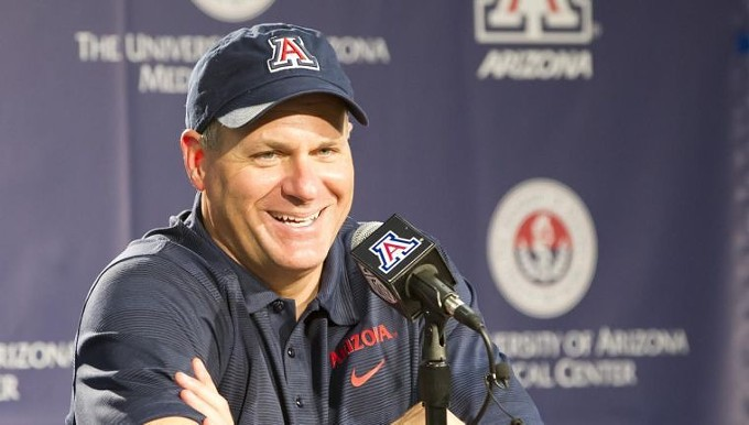 "Rich Rod gives the University of Arizona their very own ""me too"" scandal."