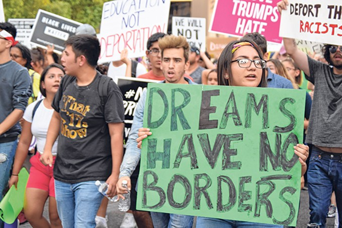Here are details of latest bipartisan DACA deal to protect 'dreamers'