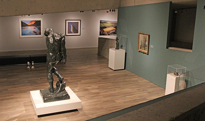 The Tucson Museum of Art will soon see an infusion of technology.