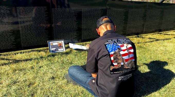 A replica of the Vietnam Veterans Memorial will offer a unique opportunity to honor those who gave the ultimate sacrifice.