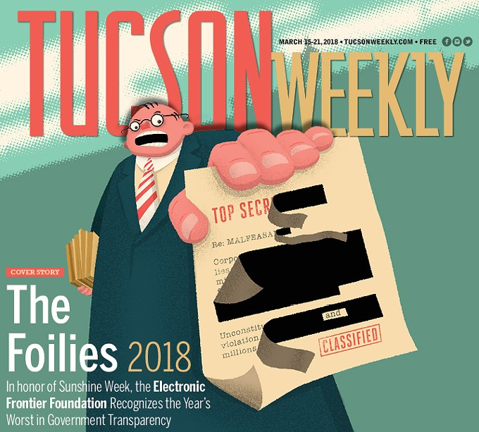 The Foilies 2018 | Feature | Tucson Weekly