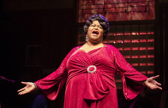 Felicia P. Fields as Big Mama