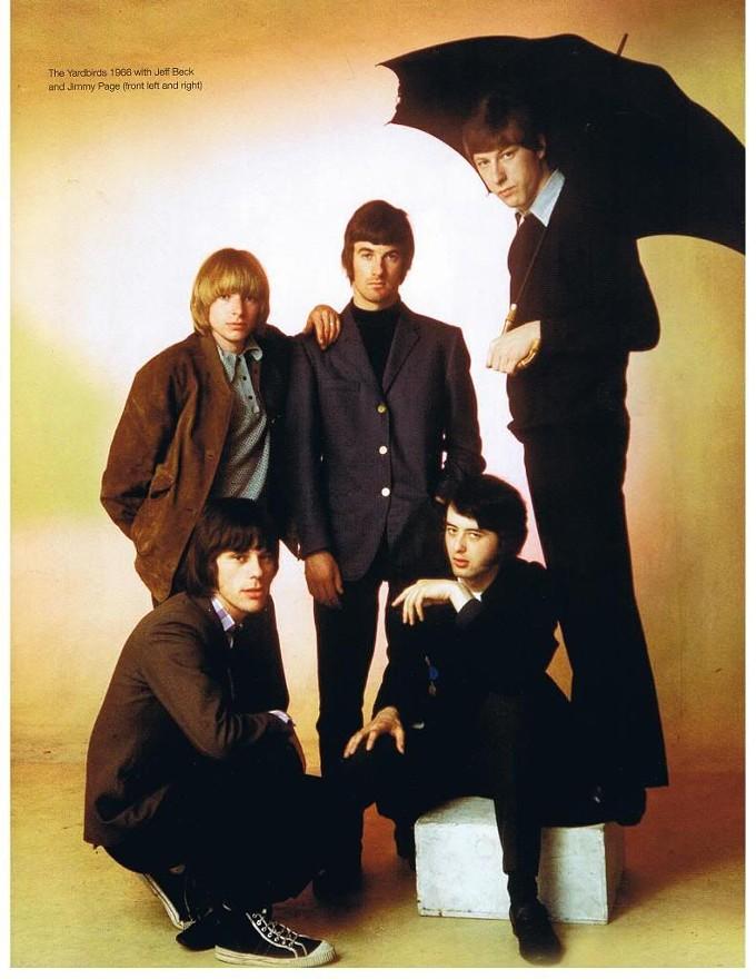 The Yardbirds (of a bygone era)