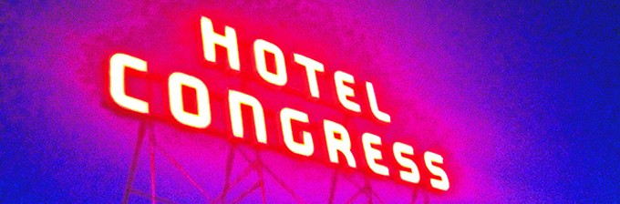 Hotel Congress Marquee