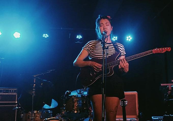 Sasami performs at HOCO Fest next week.