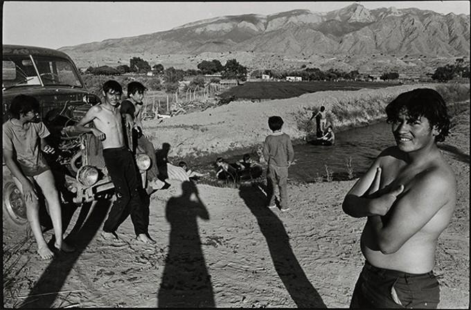 """Bernalillo, NM"", 1971. Copyright © Danny Lyon/Magnum Photos."
