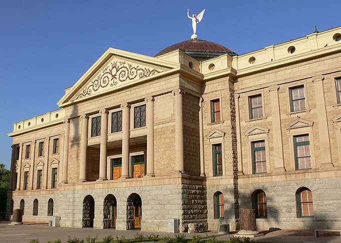 Beware: The Arizona Legislature is back in session.
