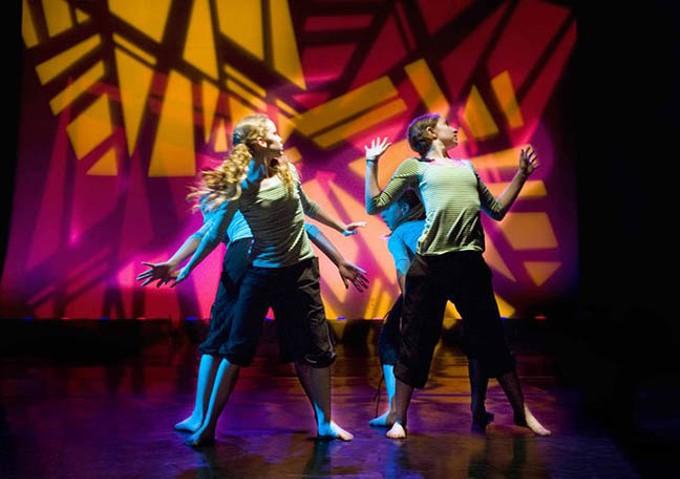 """Zuzi Dance Company will present """"No Frills Dance Happenin"""" in March"""