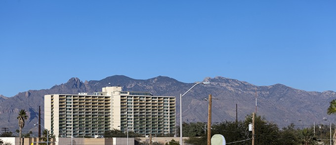 A lack of affordable housing in Pima County has contributed to the region's eviction rate.