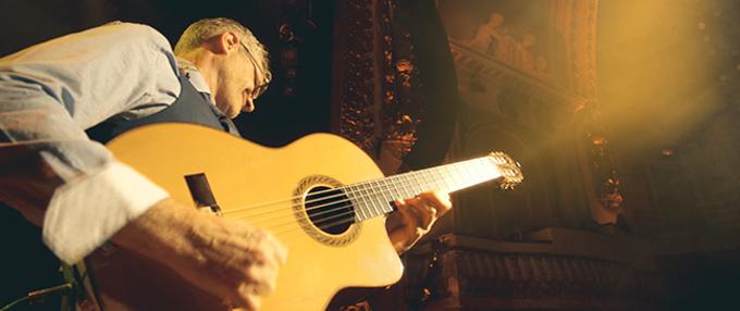 Guitarist Jesse Cook will perform at Fox Theatre Nov. 8.