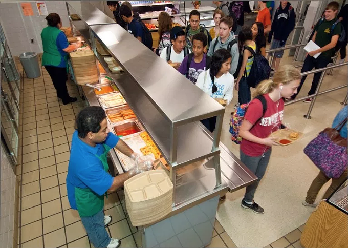 The Beyond Tucson Foundation is looking into the not-so-nutritious truth about school lunches, and how the food could be healthier.