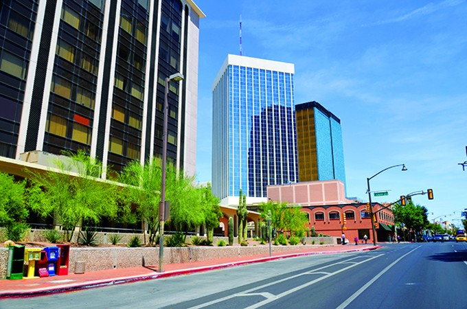 Pima County has a fresh spending plan.