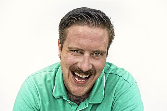 Alex Kack (#GreenShirtGuy)