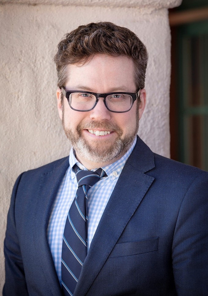 "Arizona Theatre Company Artistic Director Sean Daniels: ""I just think it is a real goal of ours to try to be more locally based."""