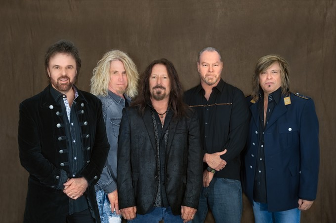 38 Special is celebrating KLPX's special 40th.