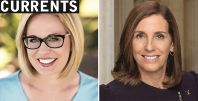 Although the House of Representatives passed the SAFE Act to require paper ballots and other election-security measures in June, neither Republican Sen. Martha McSally nor Democratic Sen. Kyrsten Sinema have said they support the legislation.