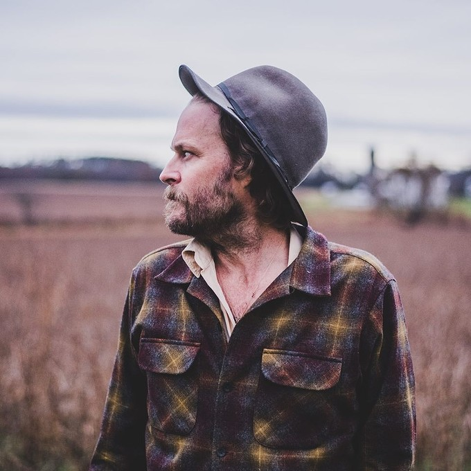 """I'm not a church-going person, but I suspect that the same kind of emotional wholeness that people get from worship is probably similar to what I feel when I'm playing music in front of people,"" says MC Taylor of Hiss Golden Messenger. ""There's just something that feels deep about it."""