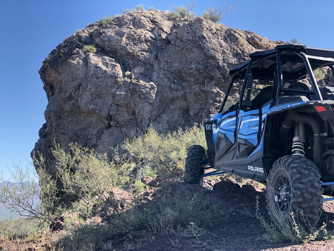 Safe, Awesome, Off-Road Adventures... You'll Remember for a Lifetime