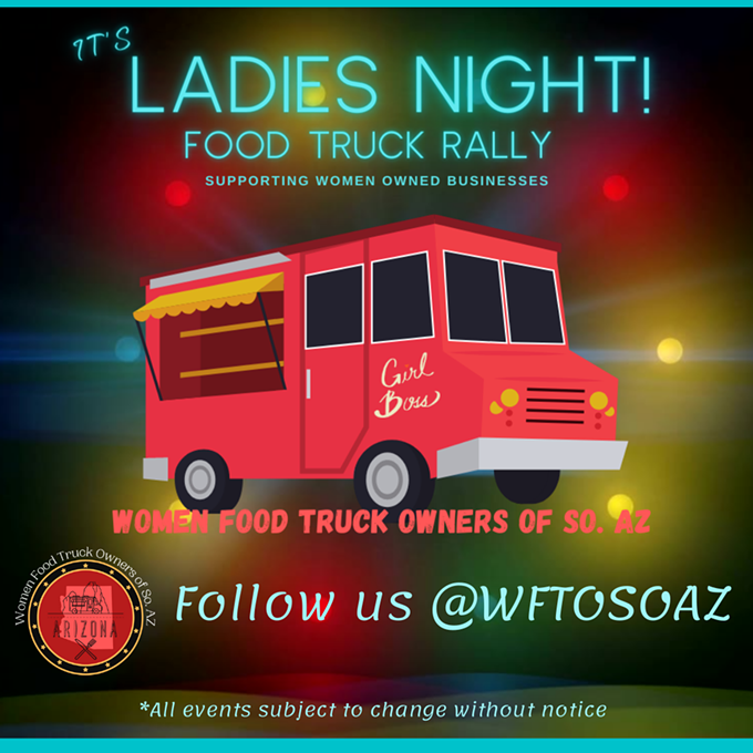 Ladies Night - Women Food Truck Owners of So AZ