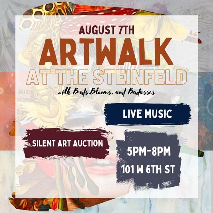 Steinfeld Warehouse Artists host August Artwalk
