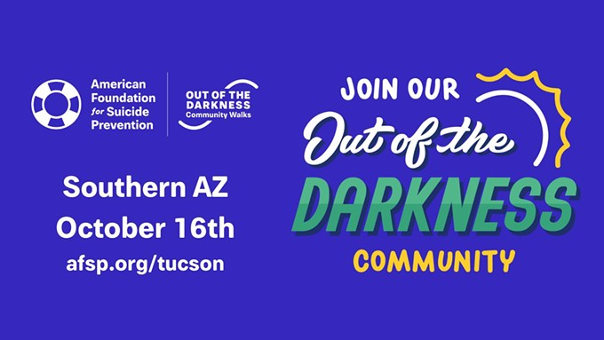 Tucson Out of the Darkness Walk