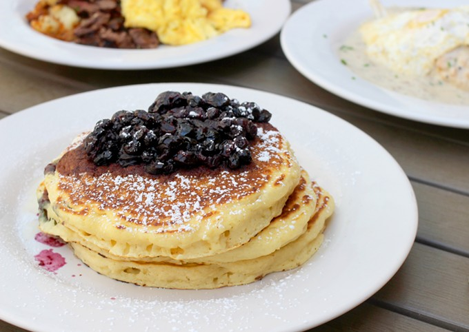 When it comes to breakfast at Nook, simplicity is the key.