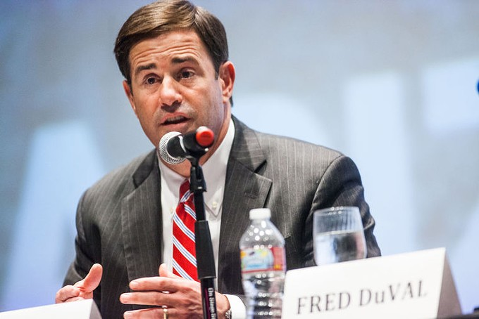 Can Gov. Doug Ducey get his education plan across the finish line?
