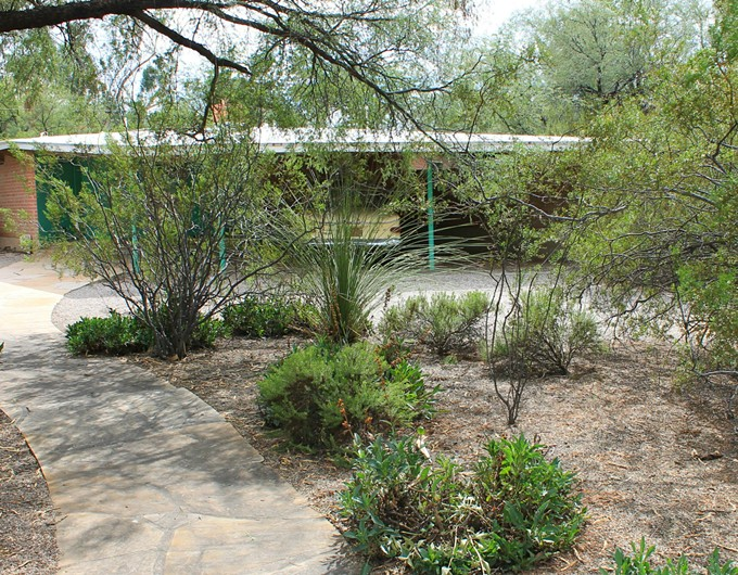 The 1952 Ball/Paylor House, designed by innovative modernist Arthur Brown, will be on the Architecture Week Home Tour.