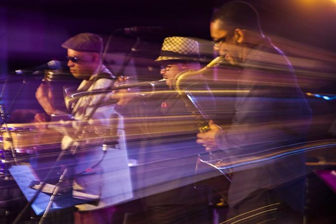 Raul Midón, Ravi Coltrane, Nicholas Payton perform as a touring ensemble under the banner of the Monterey Jazz Festival.